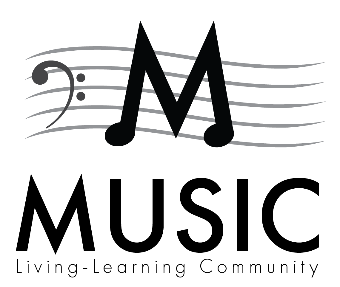Music Living-Learning Community Logo